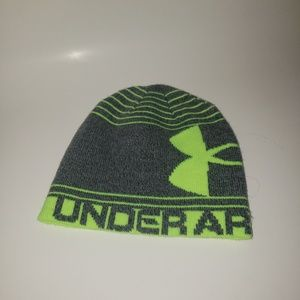 Under armour beanie toddler 4-6years
